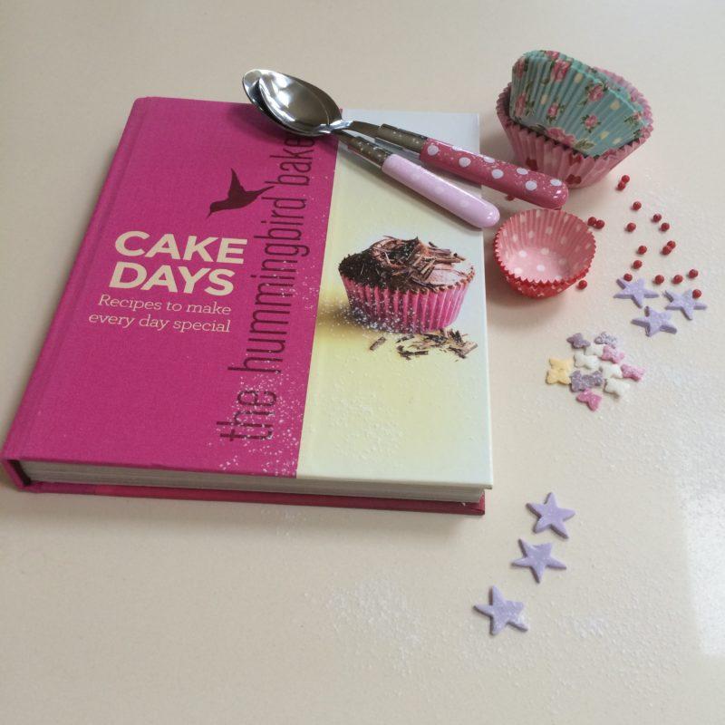 Hummingbird Cake Days
