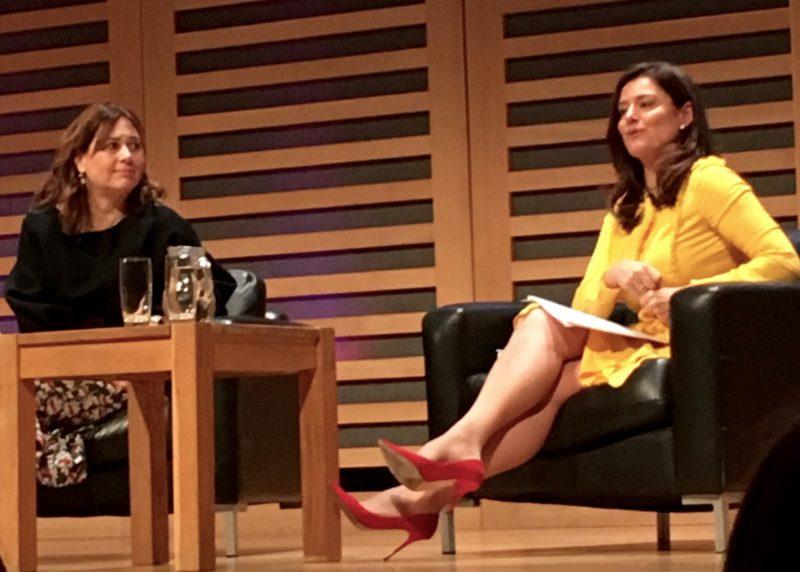 Alexandras Shulman & Miriam Gonzales Durantez