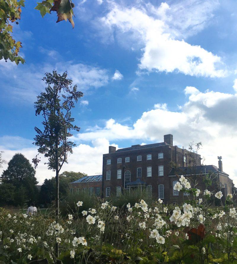 William Morris Gallery Garden